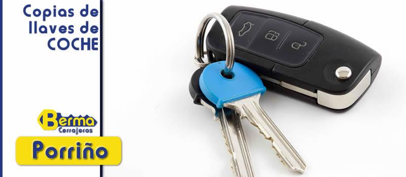 Copias de llaves de coche en porri o for Hacer copia llave coche