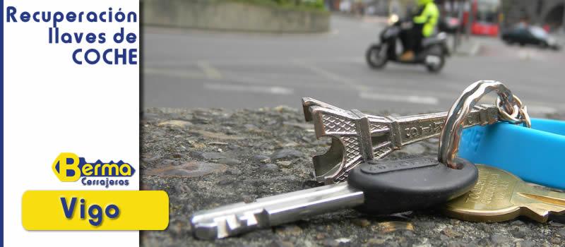 Recuperaci n de llaves por perdida total o rotura en vigo for Hacer copia llave coche